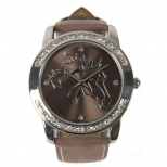 Wristwatch Horse Head for women