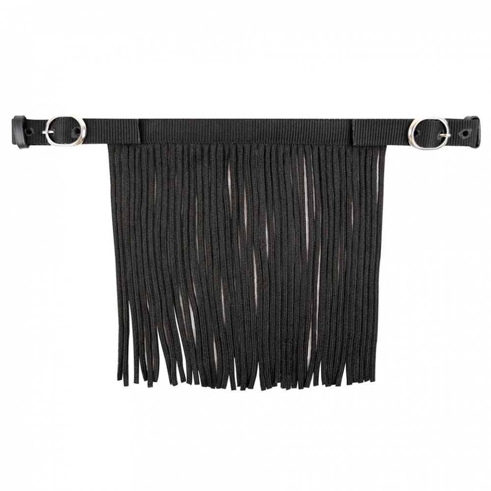 Fly Fringe with Buckles