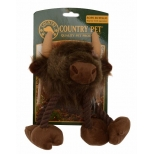 Rope Buffalo, with squeaker