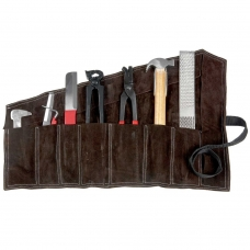 Farrier's Tool Set with Leather Bag