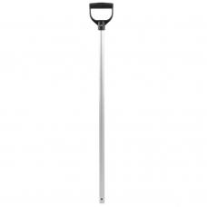 Shaving Fork Stick, 110 cm, Metal