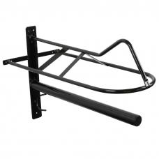 Saddle Rack with saddle pad bar