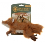 Country Dog  Fox, with squeaker.