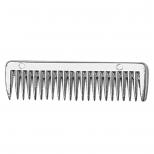Mane Pulling Comb, metal