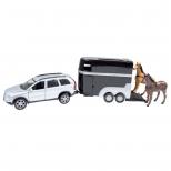 Set horse box
