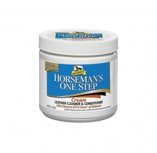 Horseman's One Step® Cream Leather Cleaner & Conditioner