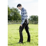 Practical outdoor riding breeches