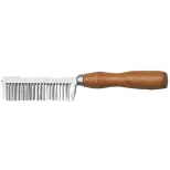 Mane Pulling Comb with handle