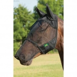 Fly Mask with Ear and Nose Protector