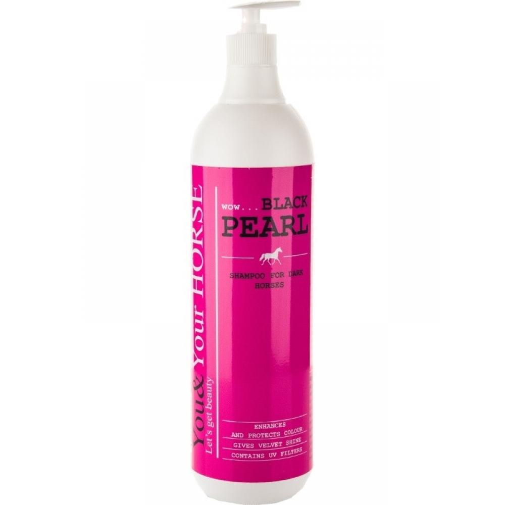 Shampoo for dark horses Black Pearl
