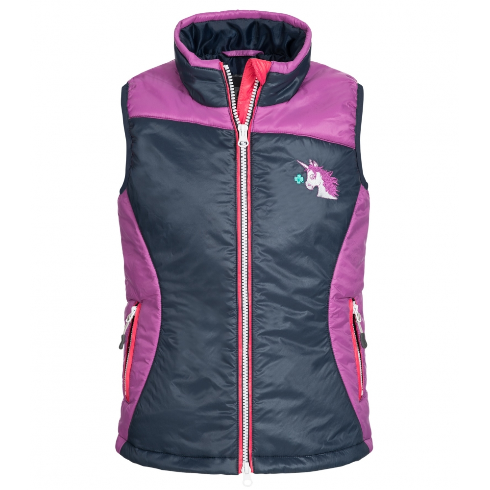 Kids Bodywarmer Lucky Vilma