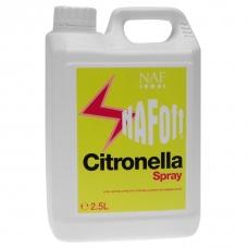 NAF Off Citronella, 2.5 ltr