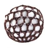 Hairnet set with rhinestones