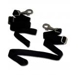 Elastic Leg Straps, adjustable