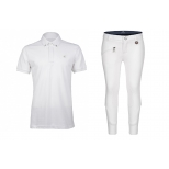 Competition Shirt San Juan & Breeches Function Sport, youngster
