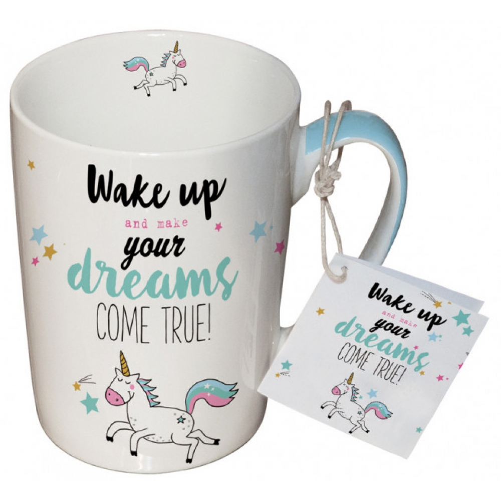 Cup Wake Up