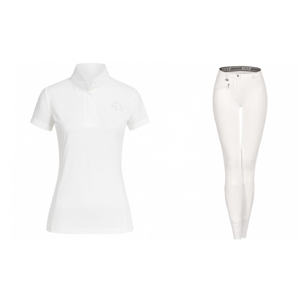 Breeches Function Sport & Laura Show Shirt, teens