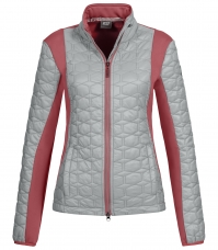 Villach mixed fabric fleece jacket