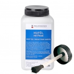 Hoof Oil with Brush, 500 ml