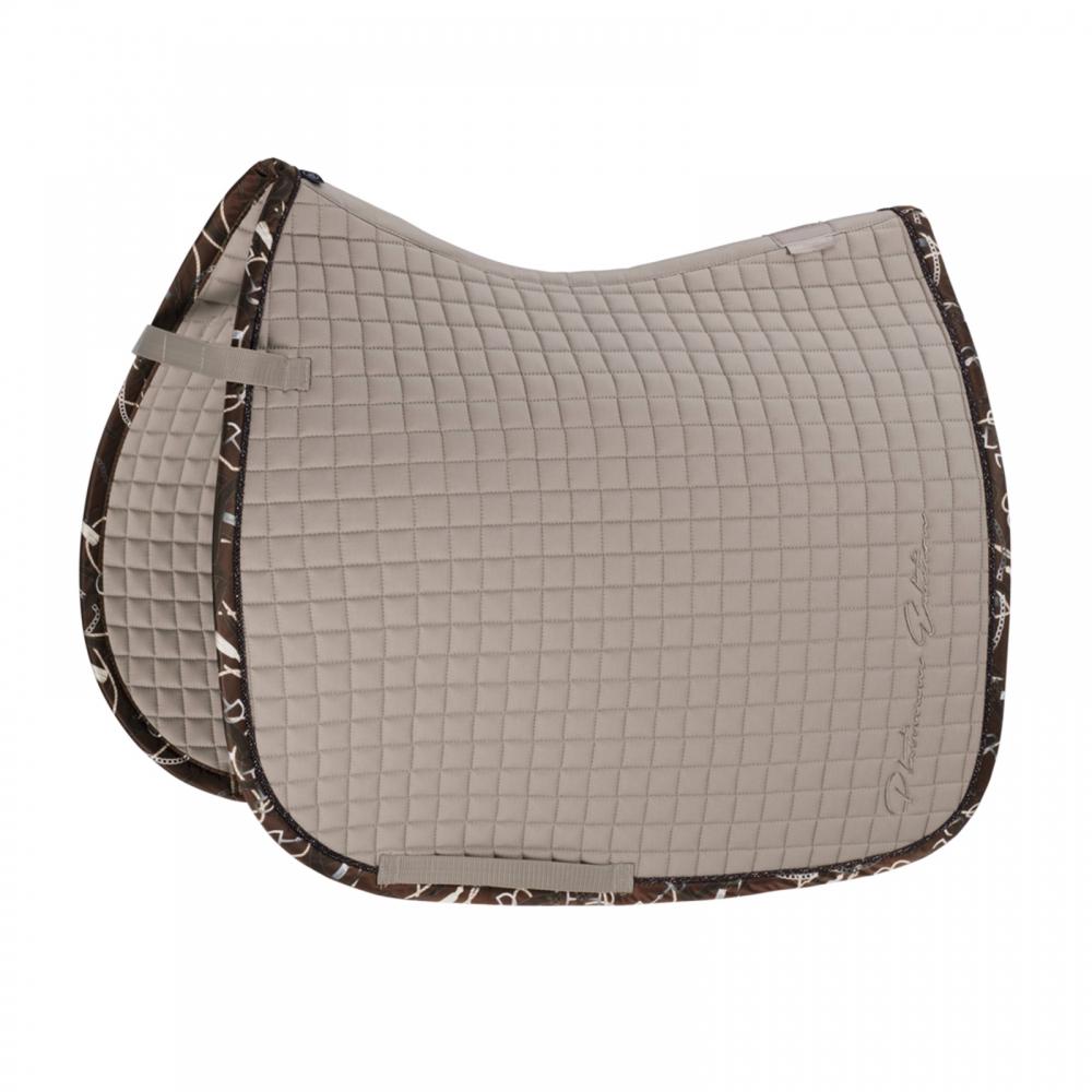 Saddle cloth ESKADRON Cotton Platinum