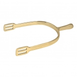 Gold spur set, for ladies