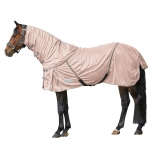 FLY BLANKET PROTECT FEATURING A DETACHABLE NECK PART