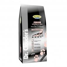DR. Clauder's Junior Lachs&Rice, 20 kg