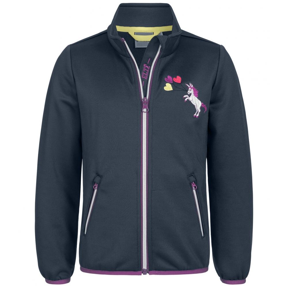 """Lucky Cloe child""""s fleece jacket"""
