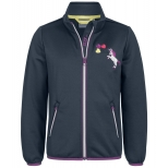 "Lucky Cloe child""s fleece jacket"