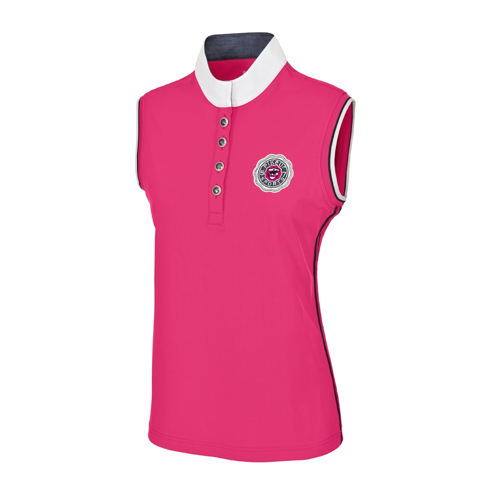 Ladies' sleeveless competition shirt