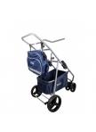 Saddle caddy, foldable