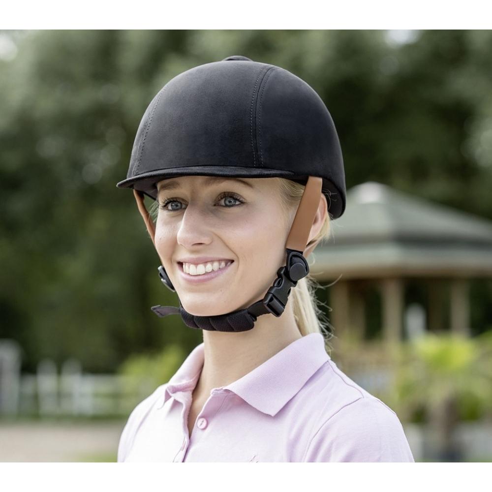 Riding helmet Comfort Tradition 2.0