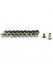 Western screws, set