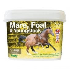 NAF Mare Foal & Youngstock