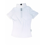 Ladies Emma Short Sleeve Pique Top