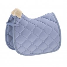 Saddle pad Eskadron Velvet Faux Fur