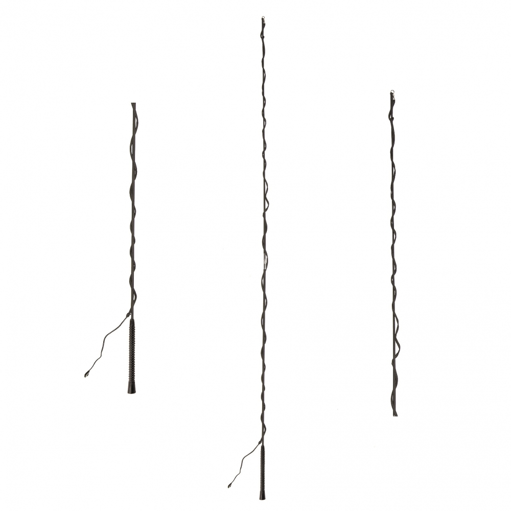 Lunge Whip, TWO PARTS