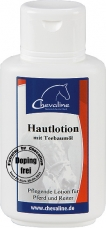 Chevaline skin lotion with Penthenol
