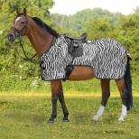 Turn out sheet Zebra