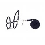 Halter Satin + Tie Rope Cotton, set