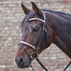 STAR rose-gold Bridle