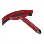 Sweat Scraper with artificial leather handle