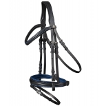 Waldhausen X-Line Crystalblue Bridle