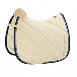 Saddle pad Eskadron Velvet Stamp Platinum