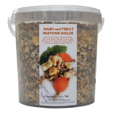 Mash Treat Flax seed Carrot Lemon balm, 3 kg
