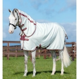 AMIGO® AUSSIE ALLROUNDER fly rug with Disc-front closure
