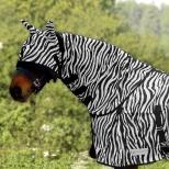 Anti Fly Neck Rug Zebra