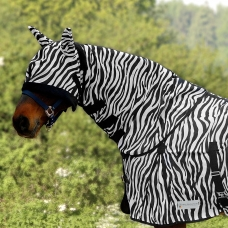 Anti Fly Neck Rug Zebra