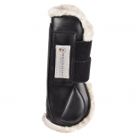 Synthetic fur boots