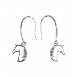 "Earrings Horse""s Head"